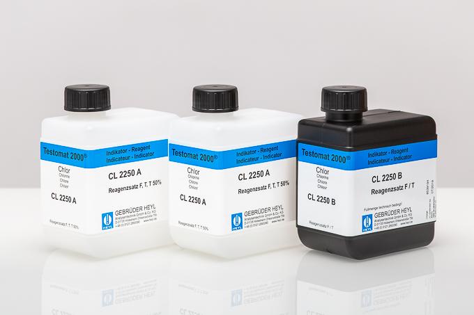 Testomat 2000® Reagents