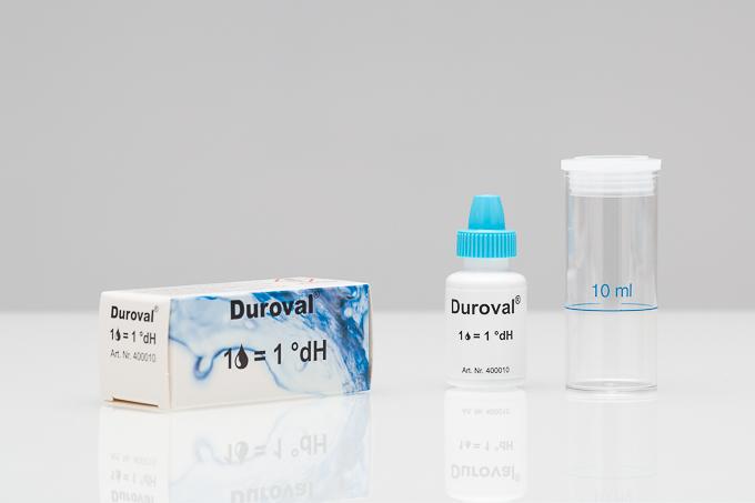 DUROVAL® 1 drop = 1°dH