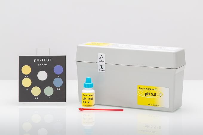 Testoval® pH-Wert 5,5-8