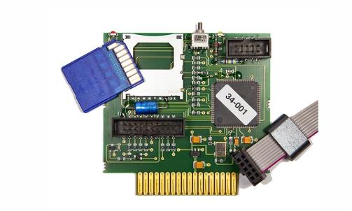 SD Card Data Logger