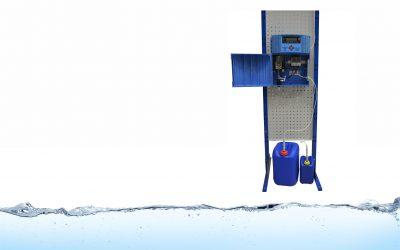 Testomat 2000® PO4 analysiert nun auch mit großen Reagenzgebinden