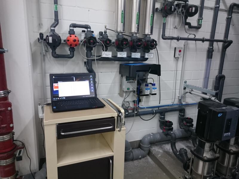 Gebrüder Heyl Wasseranalysegeraete Praxistest Silikatmessung