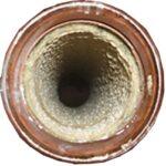 Gebrüder Heyl Wasseranalysegeraete Kalkablagerungen Rohrleitung