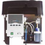 Gebrüder Heyl Wasseranalysegeraete Testomat 808 offen