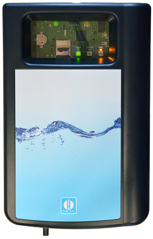 Gebrüder Heyl Wasseranalysegeraete Testomat Modul